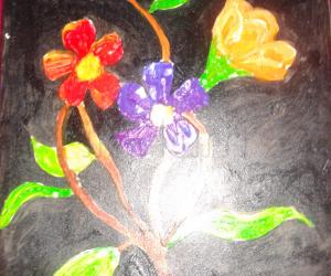dd fabric paintings