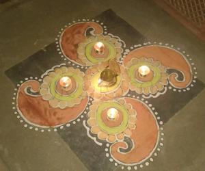 Rangoli: Diwali Rangoli 2