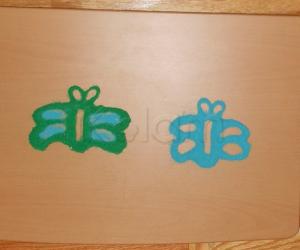 Rangoli: Butterflies