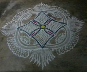 Rangoli: Margazhi#6