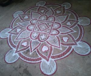 Rangoli: Margazhi #4