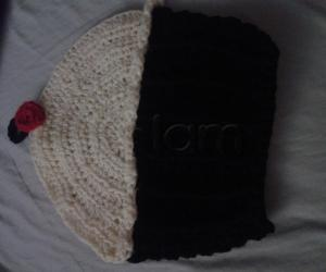 cup cake dish cloth