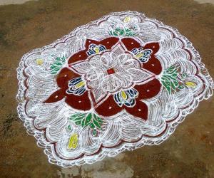 Margazhi Utsavam Day-13 (Mom