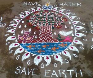 Water day and Earth day