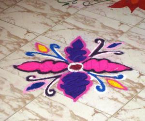 Apartment kolam