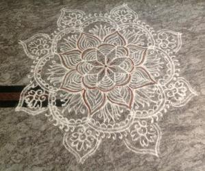 Rangoli: New design