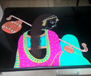 Rangoli: 2017-Puri Ratha Yatra-4