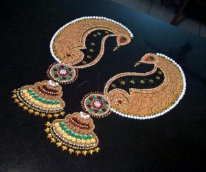 Rangoli: 2017-Radha Ashtami-1