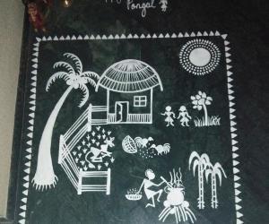 2018-Pongal at Warli village-2