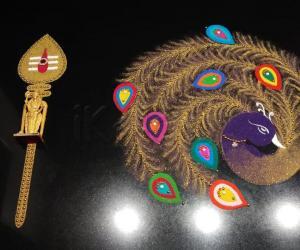 2019- Kanda Sashti- Vel and Mayil