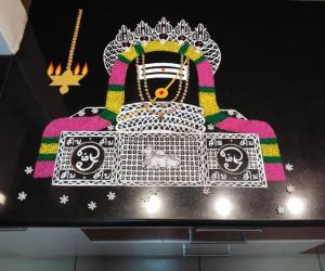 2020- Thiruvadhirai- Thaayumaanaswamy/Shri Maatrubhootheshwarar-T hiruchirappalli