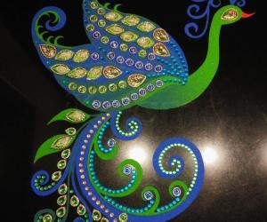 021- Tamil New Year... பச்சை மயில் வாகனனே சிவ பால சுப்ரமண்யனே வா இங்கு இச்சையெல்லாம் உன் மேல் வைத்தேன் அதில் எள்ளளவும் ஐயமில்லையே I have surrendered unto the Lord who rides the green peacock.... And.... I don