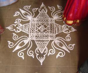 Home basic kolams-4
