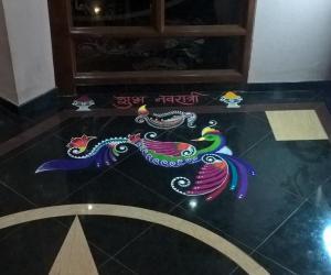 Rangoli: 2015-Navratri-Lobby-4