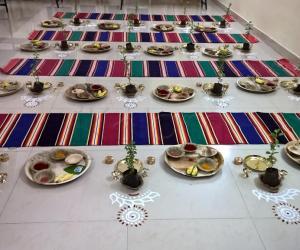 Rangoli: 2016-Tulsi Adhika Maasa Pooja-2