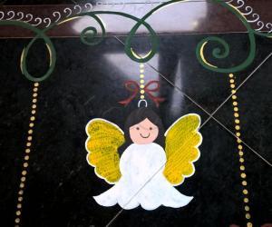 Rangoli: 2015-Christmas -Lobby-8