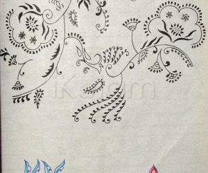 Kolam Notebook Kolams- 79