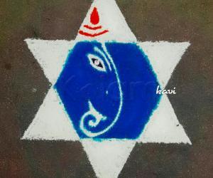 Rangoli: Marghazhi Day 7 : Chaturthi spl