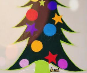 Rangoli: Marghazhi Day 10: Christmas tree kolam