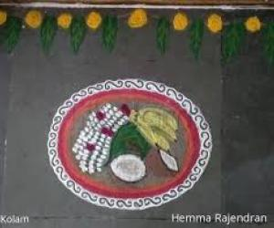 Tamil new year day 2020