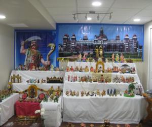 Dasara Golu from USA
