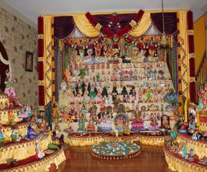 Our 13th  Navaratri Golu