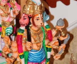 Pancha Mugha  Anjaneyar