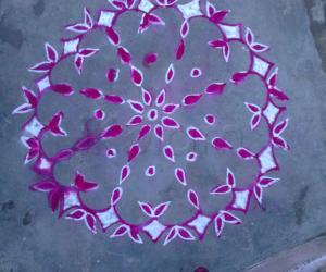 Rangoli: Pinky Rangoli