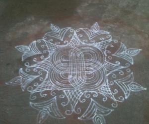 Rangoli: olmargazhi