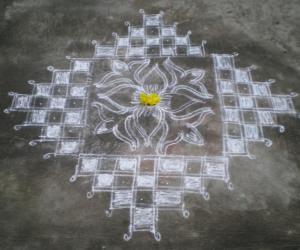 Rangoli: Margazhimalar-1
