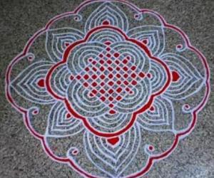 Indoor Kolam