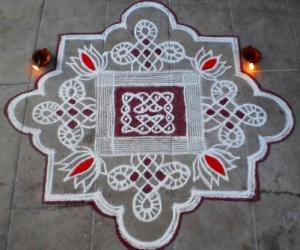 Tuesday Kavi Kolam