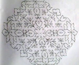 Dotted Kolam