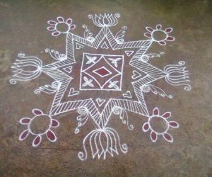 Rangoli: Kolam