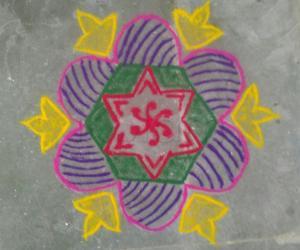 Rangoli: Margazhi 2