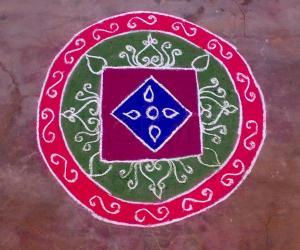 Pongal2-Rangoli