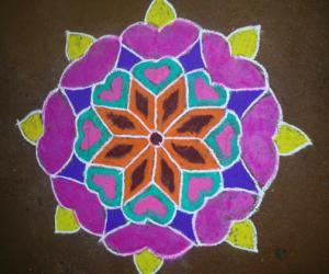 Rangoli: MARGAZHI DAY27