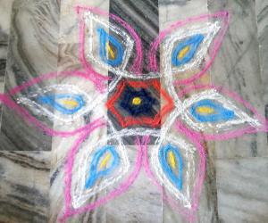 Rangoli: MARGAZHI DAY12
