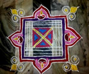 Rangoli: MARGAZHI DAY19