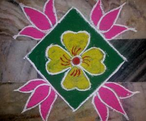 Rangoli: MARGAZHI DAY20