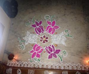 Rangoli: Margazhi5