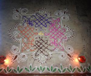 Rangoli: Margazhi2