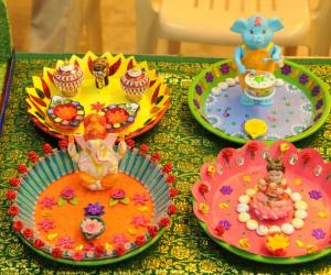 Wedding Aarti Plates for sale & Rent