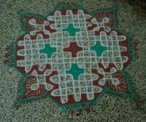 Rangoli: 13 series