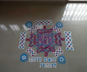 Happy bday push