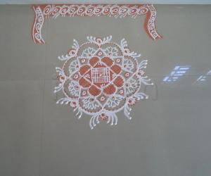 Rangoli: aadi velli 1