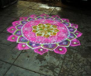 Rangoli: marghali2