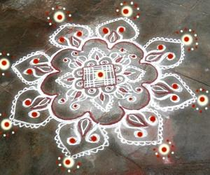 Rangoli: aadi sevvai
