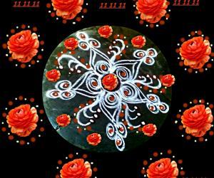 Rangoli: 11-11-11