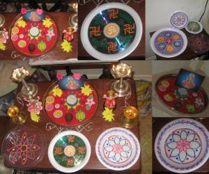 Rangoli: Diwali 2011